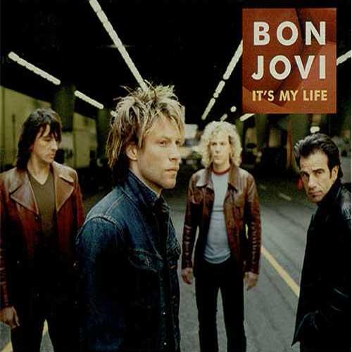 It's my life bon jovi drum chart   total drummer online drum.