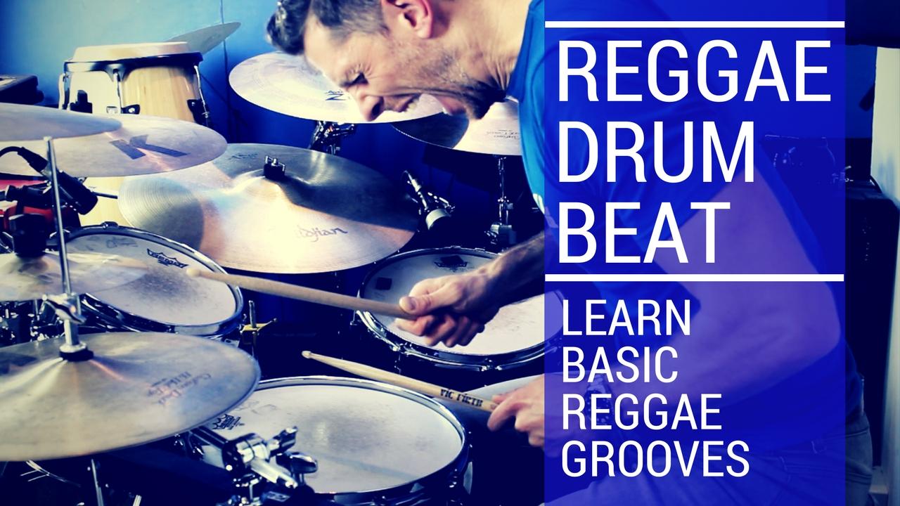 Reggae Drum Lesson | Total Drummer - Online Drum Lessons
