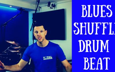 Blues Shuffle Drum Beat