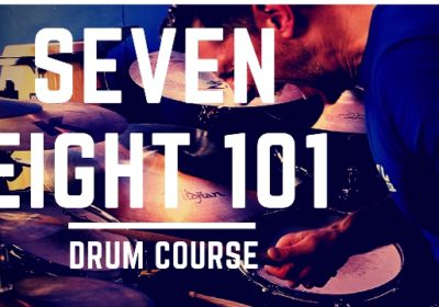 Seven Eight Drum Course 101