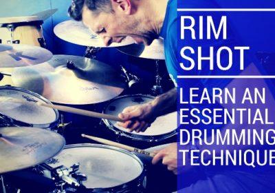 Rim Shot Drum Technique