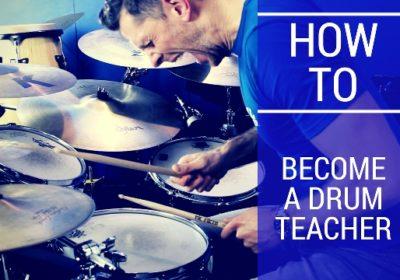 Become a drum teacher