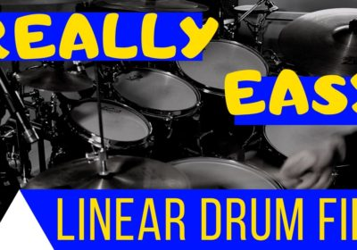 Really EASY Linear Drum Fill