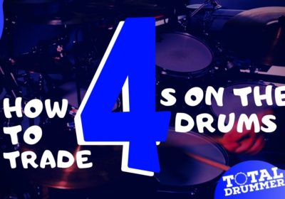 Trading Fours – How to Trade Fours on the Drums